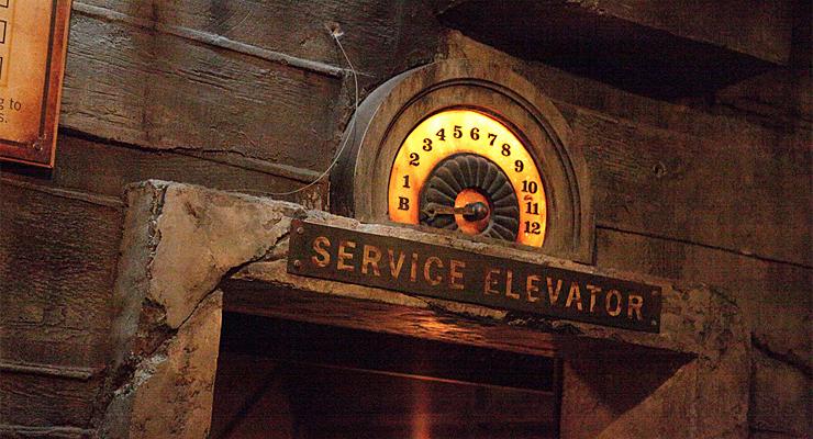 """""""Service Elevator"""" von Sam Howzit (CC BY 2.0)"""