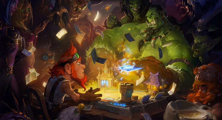 Hearthstone (© battle.net)
