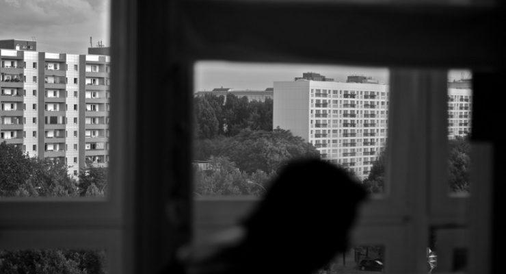 """""""Blick aus der Wohnung"""" by Robert Agthe (Lizenz: CC BY 2.0)"""