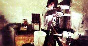 Andreas gibt den Bier-Heisenberg