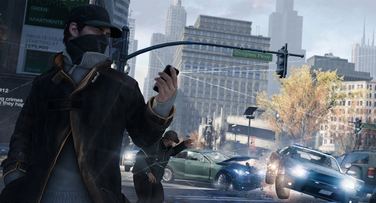 Watch Dogs (© ubi.com)