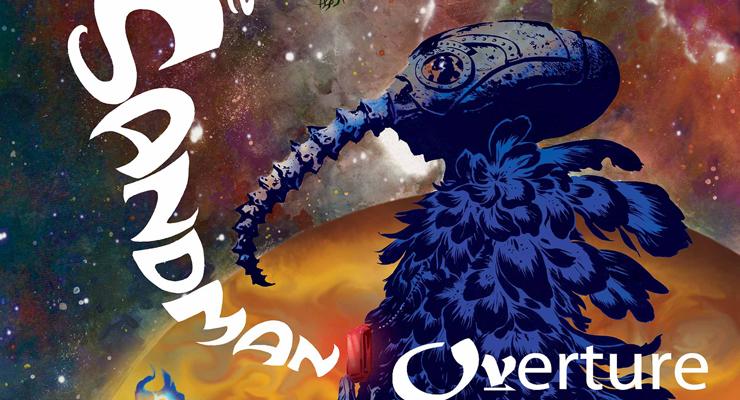 Sandman Overtoure (c) Vertigo