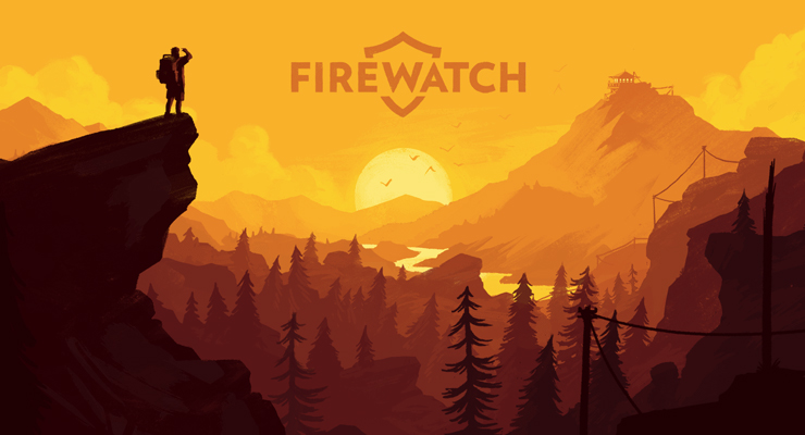 Screenshot Firewatch-Webseite
